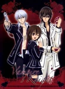 there is always vampire knight im not sure if u would like it but it is one of my پسندیدہ عملی حکمت and i hope u like it too