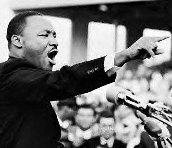 In the end, we will remember not the words of our enemies, but the silence of our Friends -Martin Luther King Jr. No doubt he is my hero~