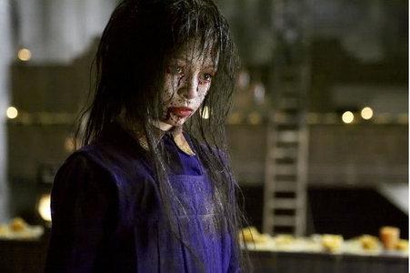 Alessa Gillespie from Silent Hill.