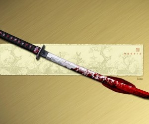 *Sadistic smile.* I 로스트 a chance to go on a 날짜 today and I have been needing to blow off steam. *Draws my Katana and cuts him unrelentingly.*