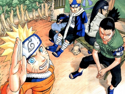 Naruto! :D