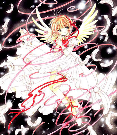 sakura from card captor sakura