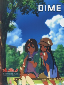 Here's mine! 1.Mio Akiyama-(K-ON!) 2.Yui Hirasawa-(K-ON!) 3.Nagi Sanzenin-(Hayate No Gotoku) 4.Shana-(Shakugan No Shana) 5.Ritsu Tainaka-(K-ON!)