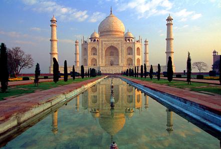 i dream to go to india.
