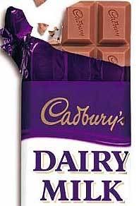 cadbury chocolates and mars and kit kat are my fav!!