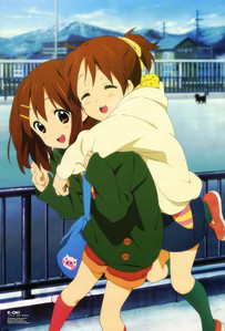Yui and Ui Hirasawa! The 2 of them are so cute!