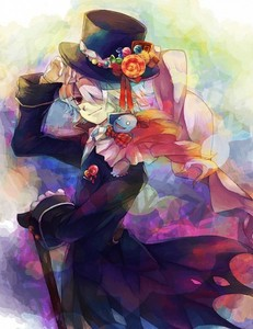 Pandora Hearts I belive it is set in the Victorian Era مزید یا less but for certain Kuroshitsuji/ Black Buttler is set in that time period. Both series have great graphics and well writen plots <Pic is of Xerxes Break from Pandora Hearts>