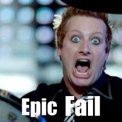 O_o wanna know something epic too? EPIC!...... fail