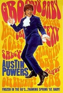 April Showers = May hoa = ..Austin Powers?