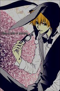 Usui Takumi from maid-sama!! ..>.<..