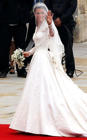 I watched it :) Kate looked gorgeous!!