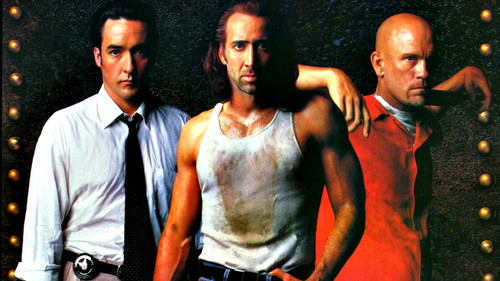 Face/off and Con Air have to be my favourites. Also amor World Trade Center and ... well, many more. xD