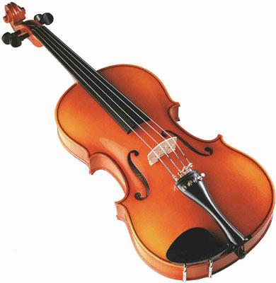 I play the Violin!