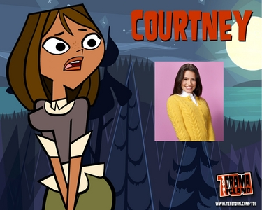Courtney-TDI/A/WT. Rachel-Glee. sorry the Rachel picture is so small.