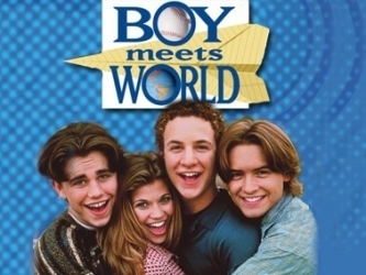 Shawn, Eric, and Feeny from Boy Meets World, and Wally and Kuki from KND.
