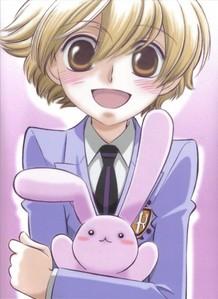 Mitsukuni Haninozuka (OHSHC) amor him :)