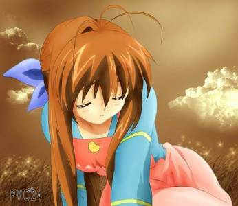 Sanae Furukawa, Nagisa's mother. :3 <3 (Clannad)