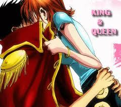 nami and luffy from one piece how cute <3 i upendo them 2gether
