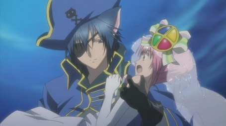 My fav Anime couple is Amu and Ikuto (Amuto) from Shugo Chara^^