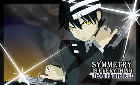 Death the Kid's from soul eater