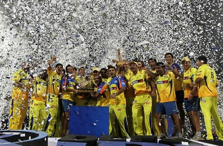 Surely CHENNAI SUPER KINGS. They are going to rock this season tooooo..... Come on CSK......