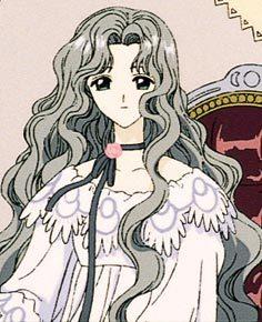 Kinomoto Nadeshiko! Cardcaptor SAkura's mom!