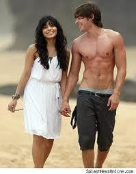 i want Zac and Vanessa to get together because there so cute together.