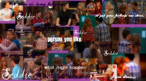 Although perverted and hilarious, I'm happy with my current 壁紙 ^^ Yes, I am obsessed with Seddie, thank あなた ^^