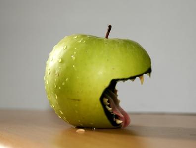 I like apples as well