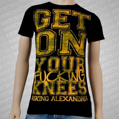 *high fives back* I Amore Asking Alexandra