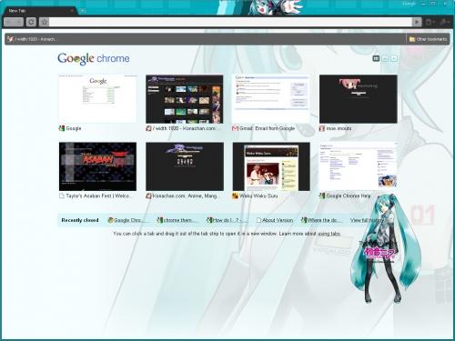 Safari and Google Chrome (which im using now)