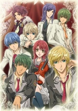 la corda d&#39;oro boys >///< and hayama from kodocha and shugo chara boys !!!!!!!!!!! and kei takishima !!! etc.