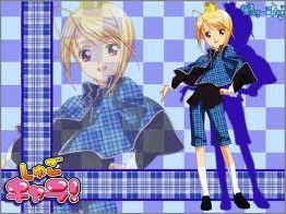 Tadase hotorifrom shugo chara! because he was..... cute? ;9
