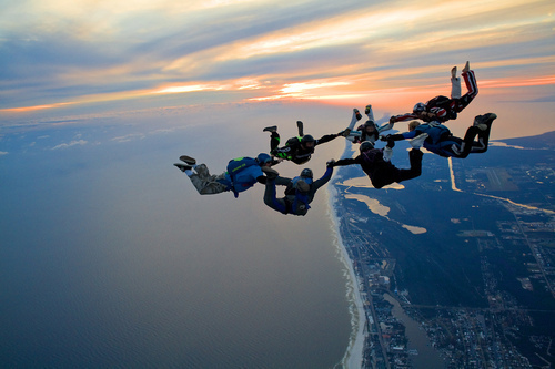 The law of Gravity. Can あなた say Extreme Stunts? ;D