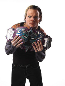 Jeff Hardy....nuff' said.