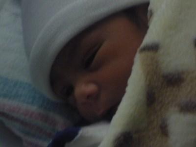 my best freinds baby bro