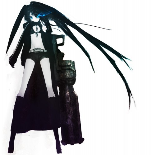 Black★Rock Shooter :D