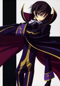 GAH! There's too many! I must say Lelouch from Code Geass. XD