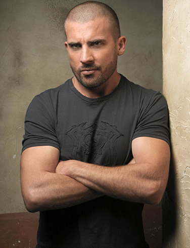 dominic purcell...he is so hott! haha