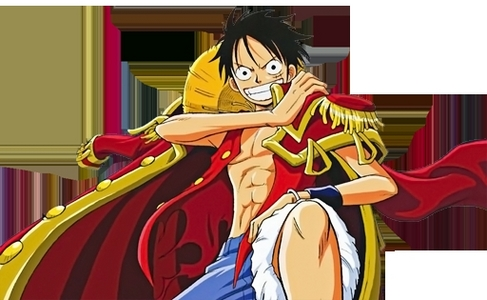 luffy from:one piece hope آپ like it