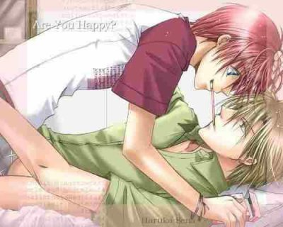 Gravitation! Yuki and suichi are sooooo cute!