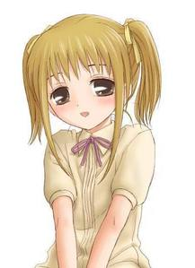 kisa sohma from fruits basket X3