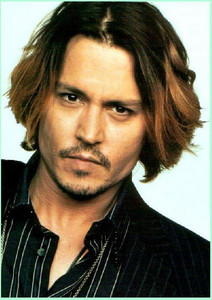 Come on, deep down its Johnny Depp! (and peter Facinelli as 2nd choice)