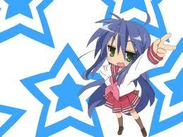 What about Konata? Every pic of her was very cute! ;3