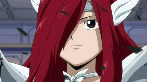 Erza Scarlett from Fairy Tail <3