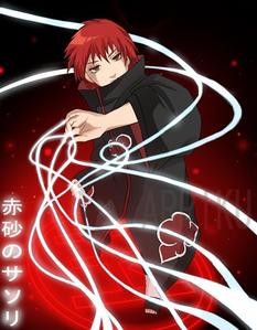 Sasori is another one,that is if あなた like him. As well as Gaara...I think.