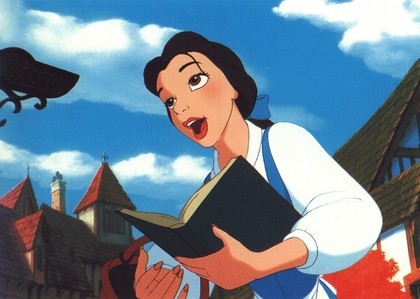 Yeah Belle is my favorit too