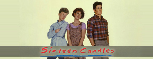 Sixteen Candles. Probably one of the greatest または John Hugh's movies, although The Breakfast Club, Ferris Buler's 日 Off, and Pretty In ピンク are all awesome, too!