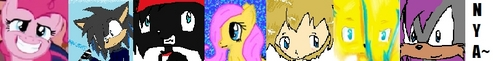 Banner for my club about me. It has the same icono I do. ;3