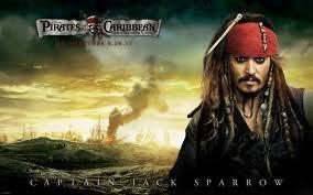 Pirates of the Caribbean 1-4. I 愛 johnny depp